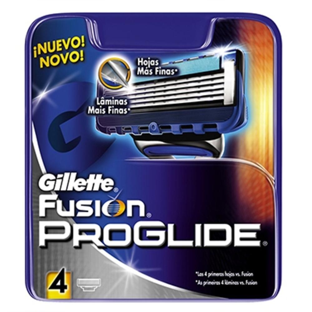 Gillette fusion 5 proglide 4 lames - gillette -200890