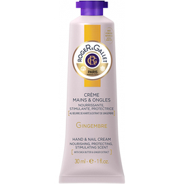 Gingembre crème mains & ongles 30ml - roger & gallet -216313
