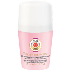 Gingembre rouge déodorant roll-on 50ml - roger & gallet -219398