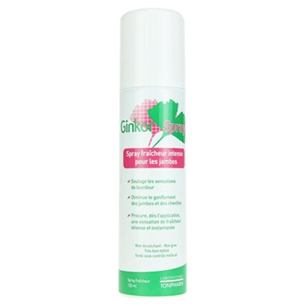 Ginkor spray - laboratoires tonipharm - Achat au meilleur