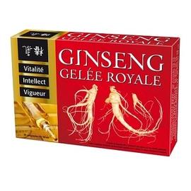 Ginseng gelée royale - ineldea -201809