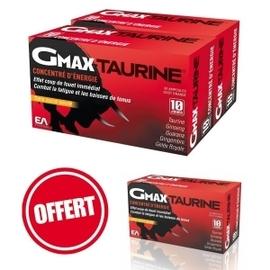 Gmax-taurine - lot de 3 - 30.0 unites - gmax -14255