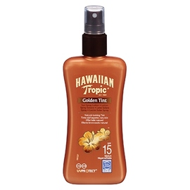 Golden tint spray spf15 - hawaiian tropic -202740