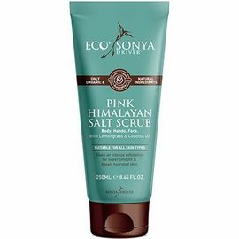 Gommage corps au sel rose de l'himalaya 250ml - eco by sonya -215163