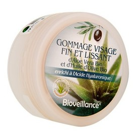 Gommage visage fin et lissant bio - 50 ml - divers - bioveillance -141833