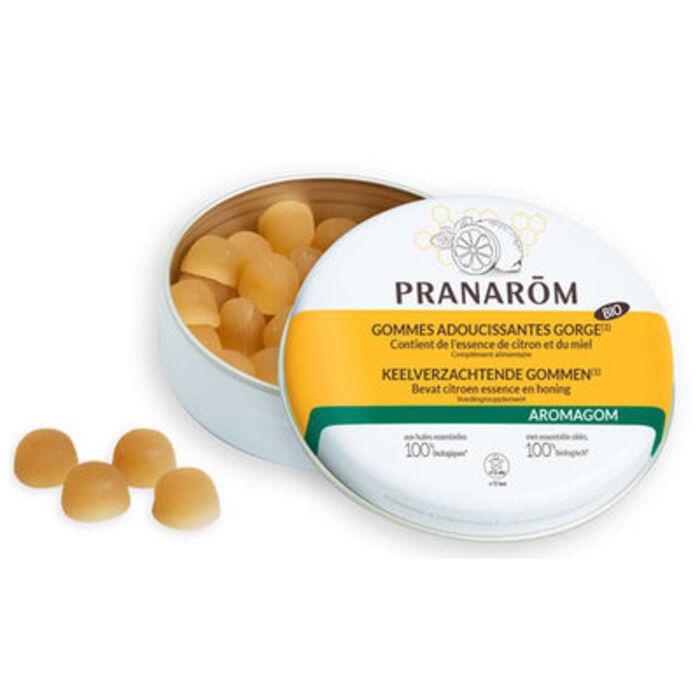 Gommes adoucissantes gorge 45g Pranarom-222657