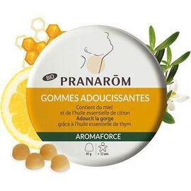 Gommes adoucissantes - miel/citron - 45.0 g - pranarom -228186
