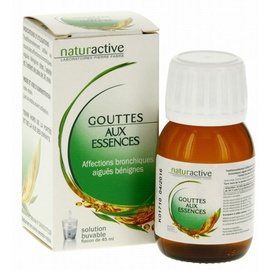 Gouttes aux essences - 90.0 ml - naturactive -193420