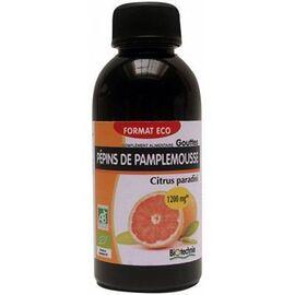 Gouttes pépins de pamplemousse 90ml - biotechnie -222960