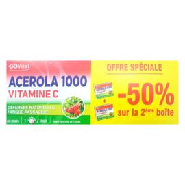 Govital acerol 1000 vitamine c 60 comprimés - urgo -223331