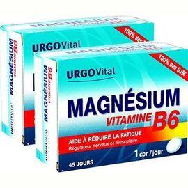 Govital magnésium vitamine b6 2x45 comprimés - urgo -224779