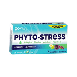 Govital phyto-stress 28 gélules - urgo -212754