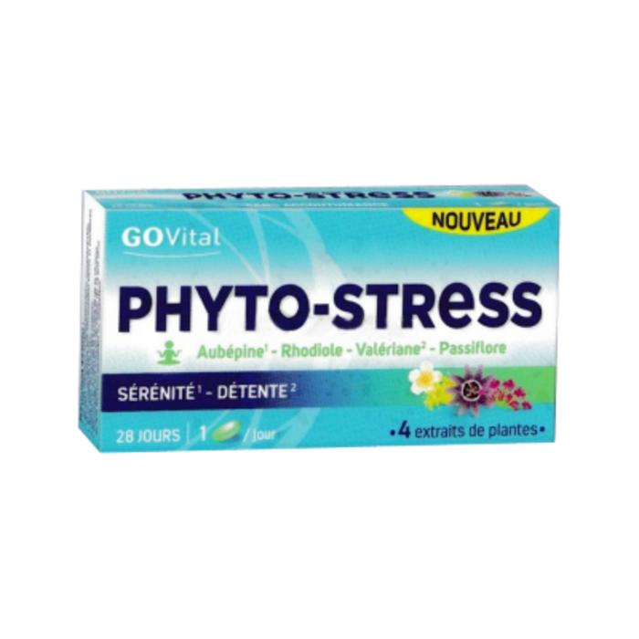 Govital phyto-stress 28 gélules Urgo-212754