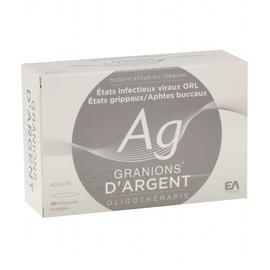 Granions d'argent - 2.0 ml - ea pharma -192478