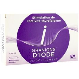 Granions d'iode - ea pharma -195284