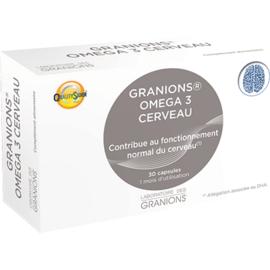 Granions oméga 3 cerveau - ea pharma -203487