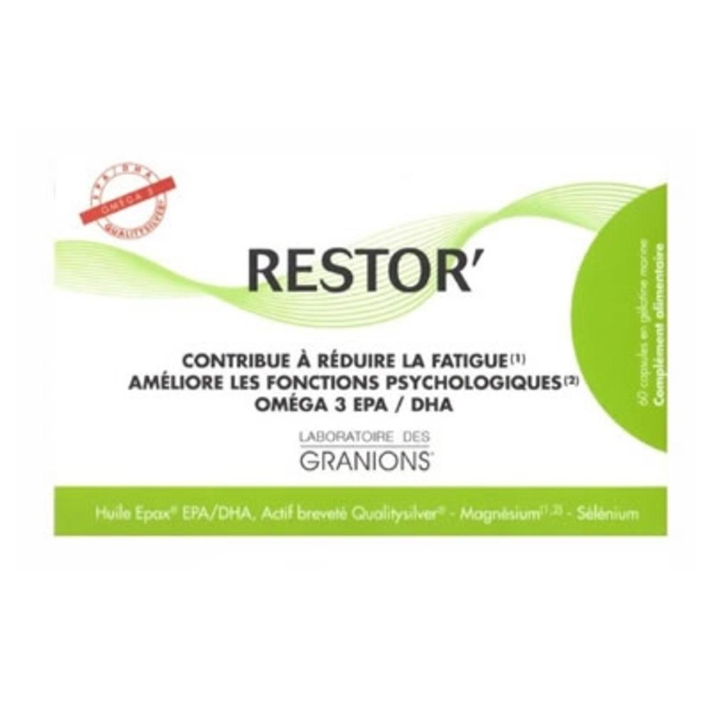 Granions restor+ - ea pharma -195319
