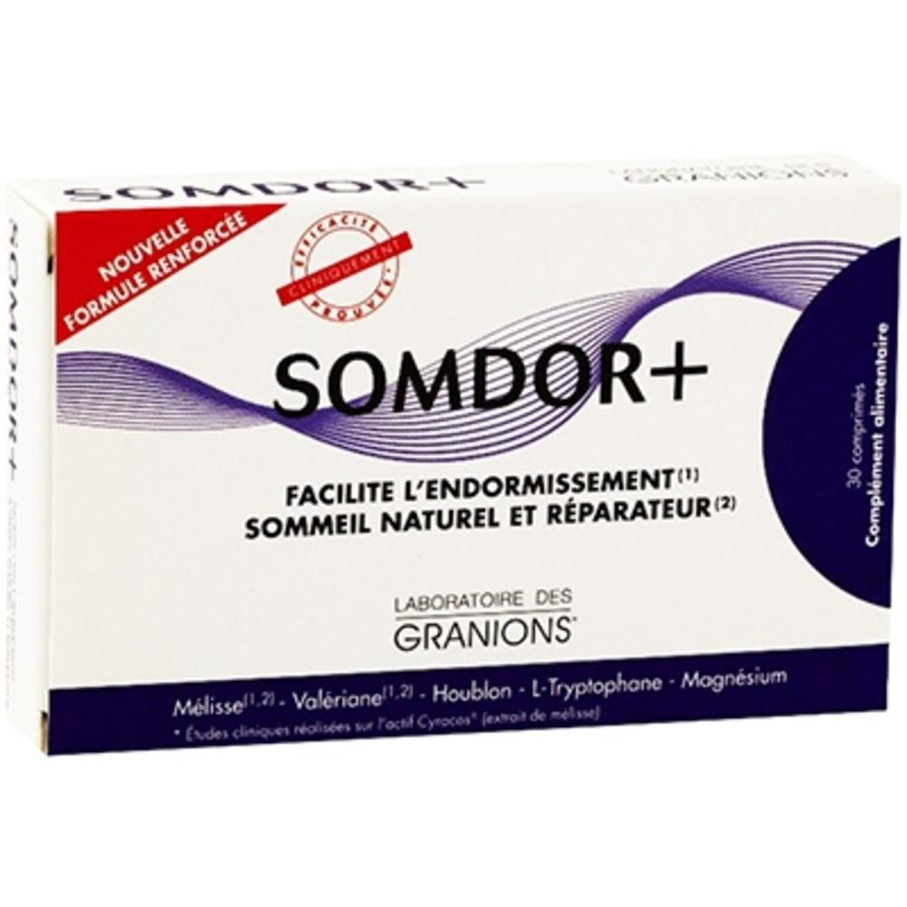 Granions somdor+ - ea pharma -142102