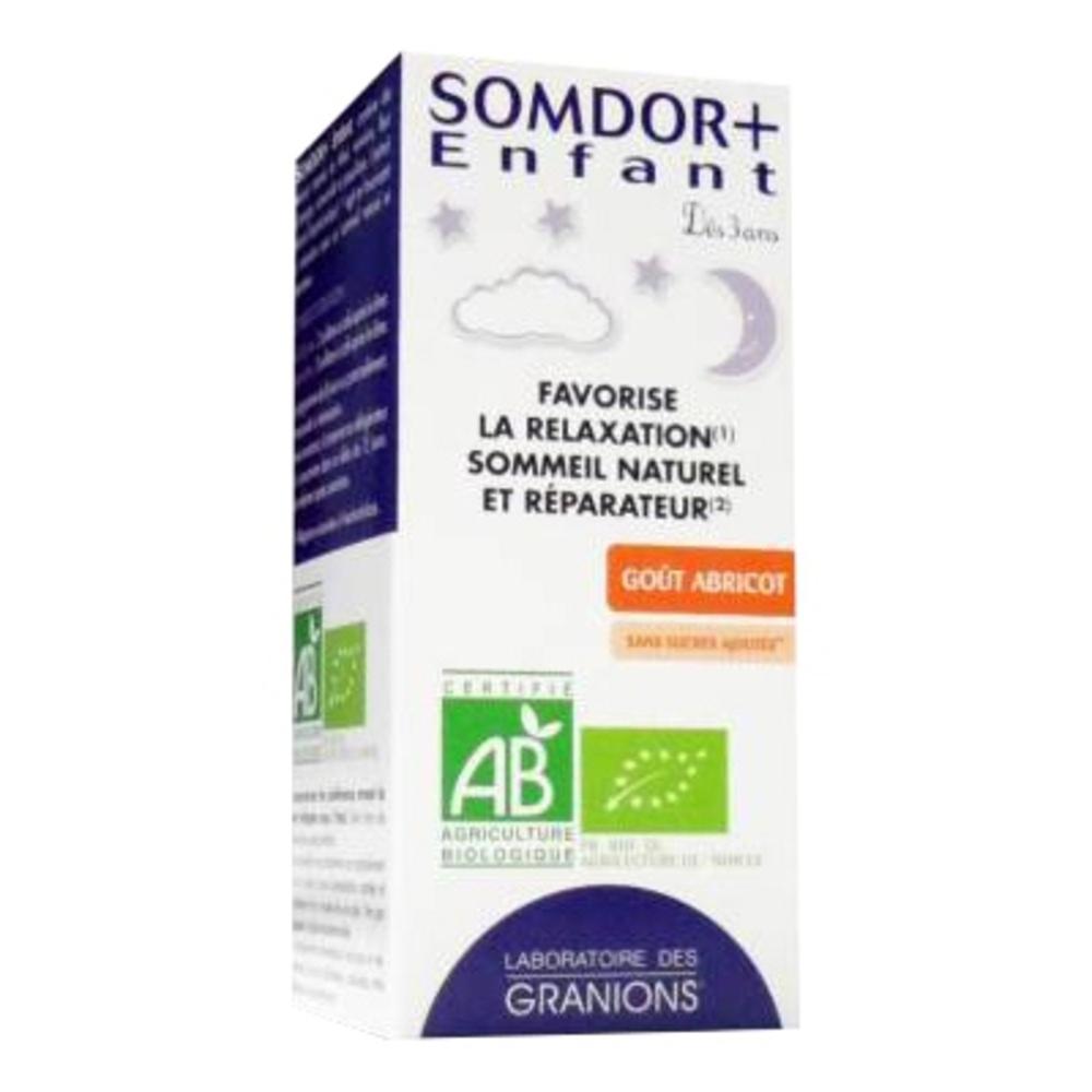 Granions somdor+ enfant - ea pharma -142099