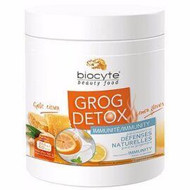 Grog détox goût citron 112g - biocyte -216337