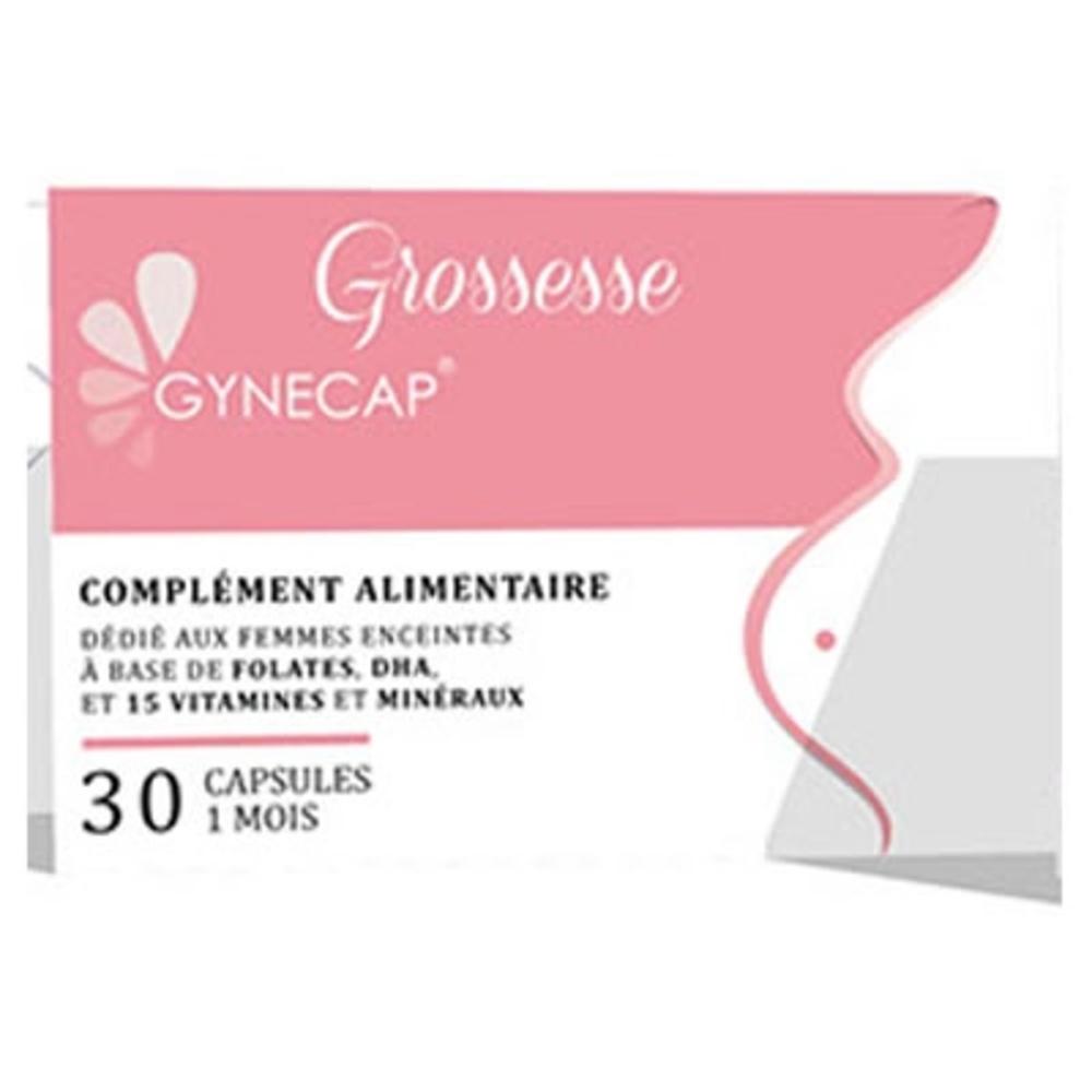 Grossesse - 30 Capsules - Gynecap -206473