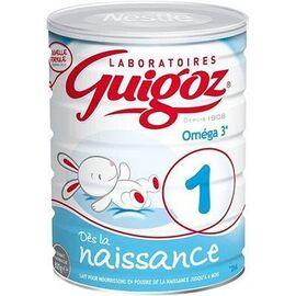 Guigoz lait naissance à 6 mois 800g - 800.0 g - guigoz -210729