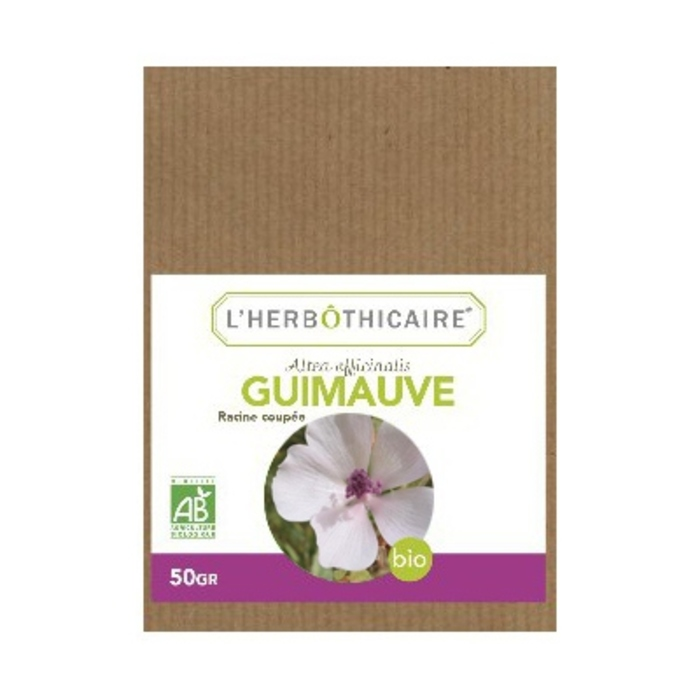 Guimauve racine bio 80g L'herbothicaire-213967