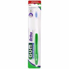 Gum 124 ortho brosse à dents orthodontique - gum -190698
