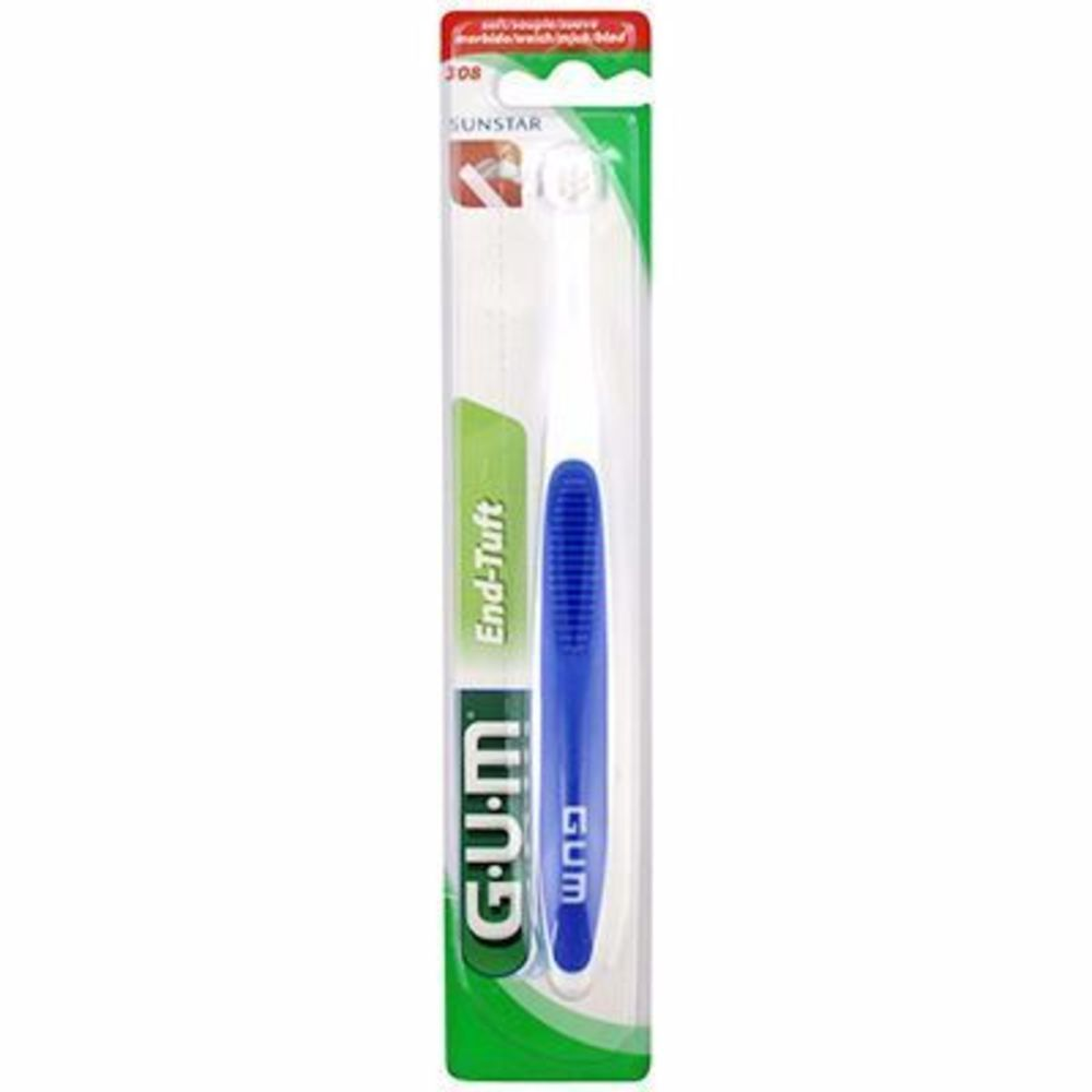 Gum 308 brosse à dents monotouffe - gum -211989