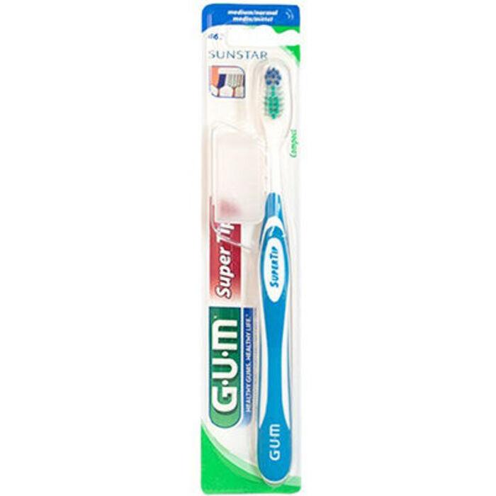 Gum 463 super tip brosse à dents médium Gum-223884
