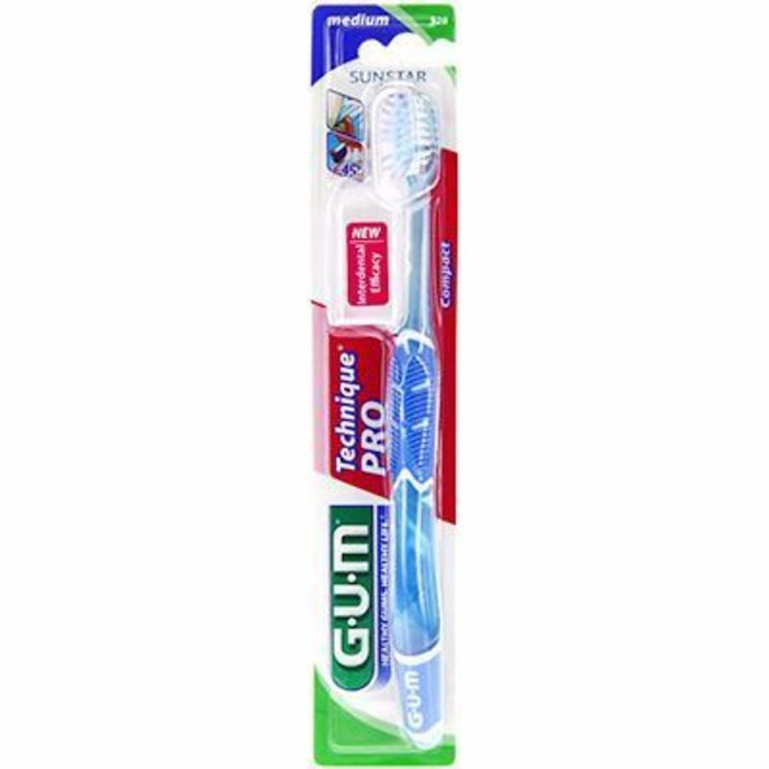 Gum 528 technique pro brosse à dents medium Gum-190725