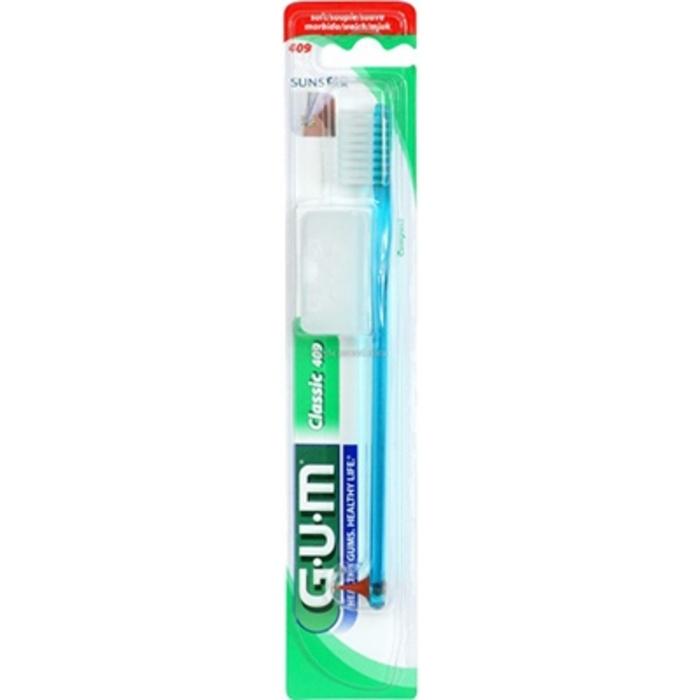 Gum classic brosse à dents compacte souple 409 Gum-212086