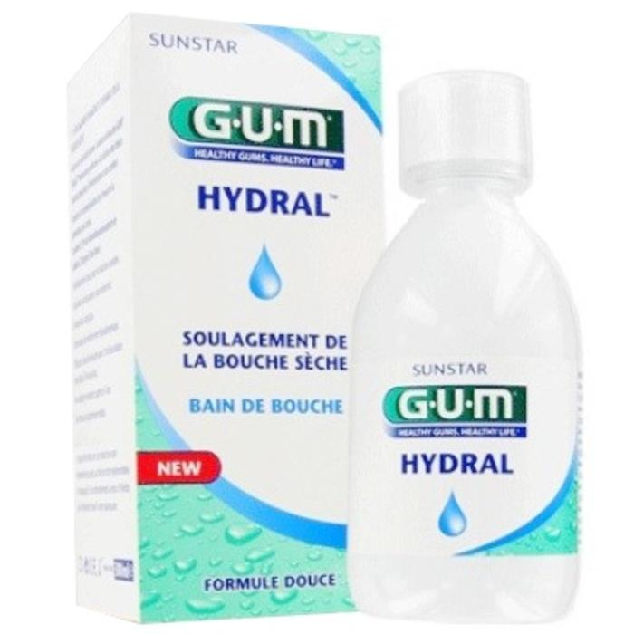 Gum hydral bain de bouche - 300ml Gum-146692