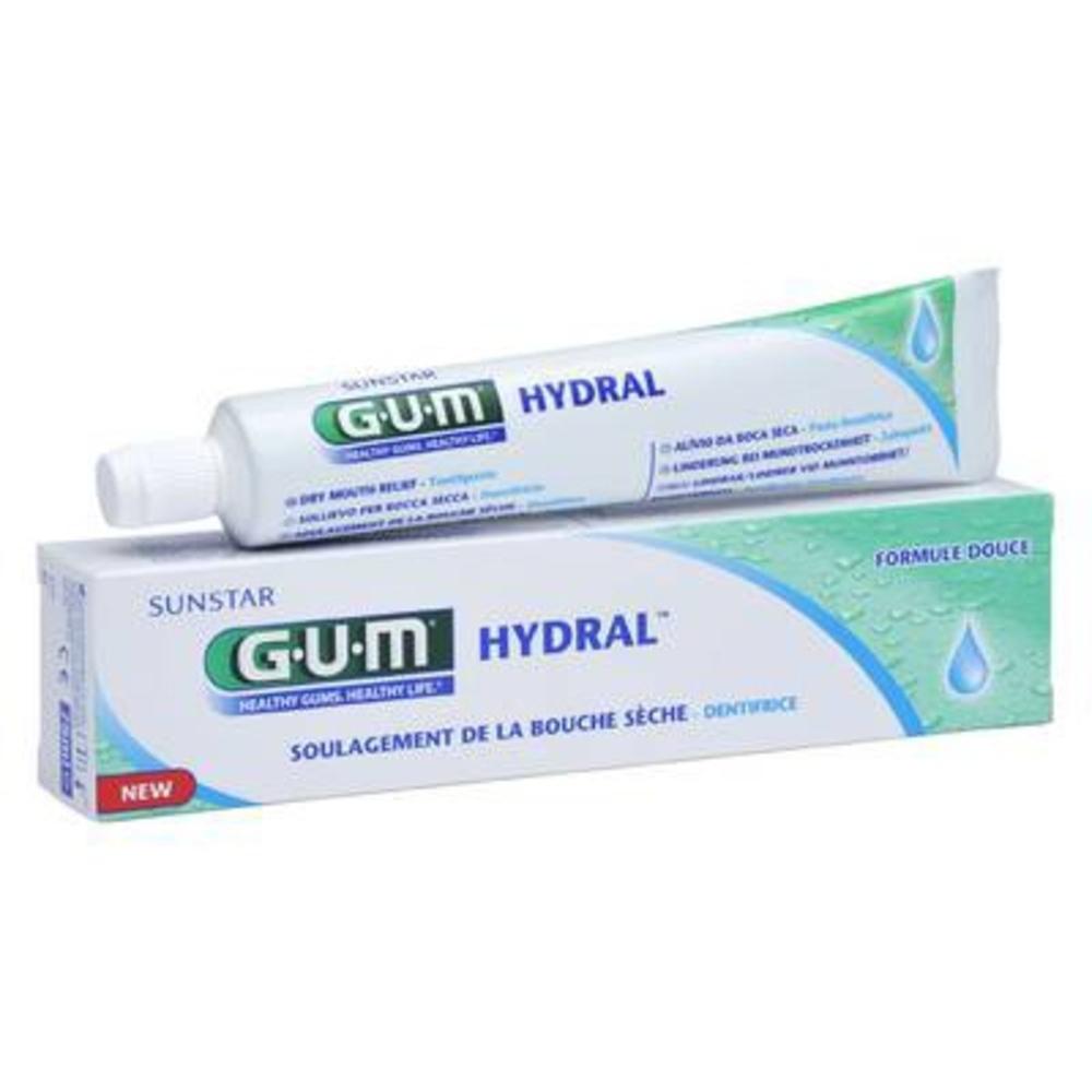 Gum hydral dentifrice - 75.0 ml - gum -146689