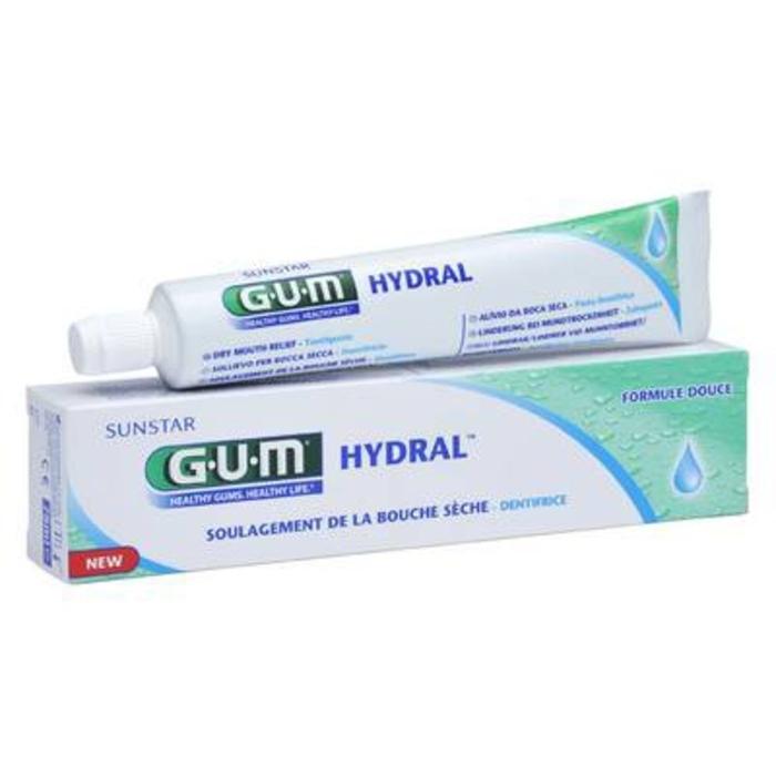 Gum hydral dentifrice 75ml Gum-146689
