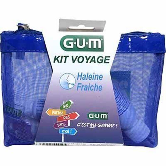 Gum kit voyage haleine fraîche Gum-224329