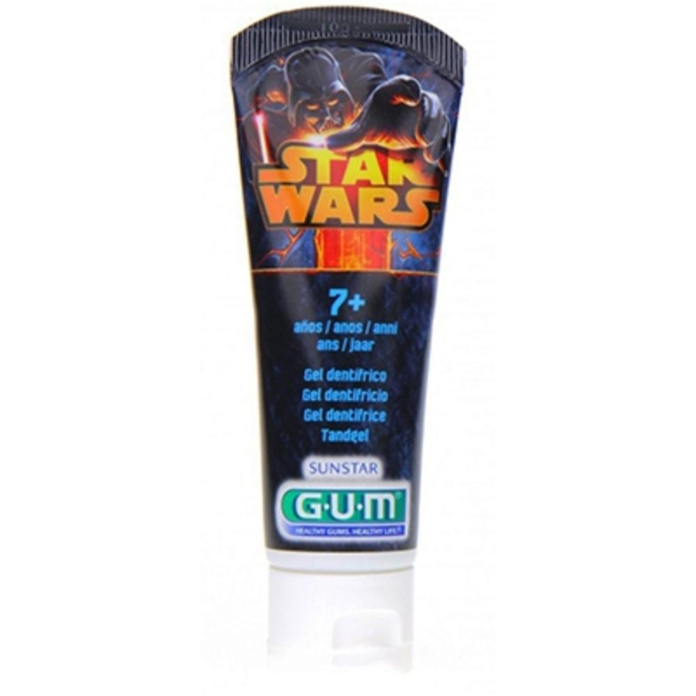 Gum star wars gel dentifrice +7ans 50ml Gum-204637