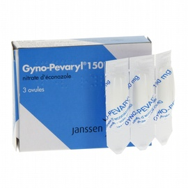 Gyno pevaryl 150 mg - 3 ovules -193580