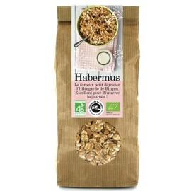 Habermus mélange de céréales bio - 375 g - divers - encens du monde - florisens -189109