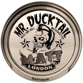 Hairgum mr ducktail cire coiffante matt - 40g - hairgum -205455
