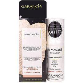 Hallucinogène soin de teint transparent 30ml + bal masqué des sorciers 20g offert - garancia -221687