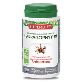 Harpagophytum - 90 gélules - 90.0 unites - les gélules de plantes bio - super diet articulations et mobilité-11101