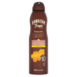 Hawaiian tropic brume huile sèche spf10 - hawaiian tropic -202738