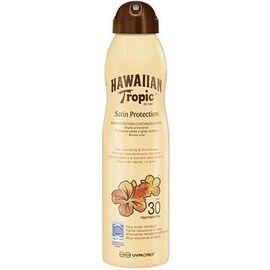 Hawaiian-tropic protection satin brume spray 220 ml - hawaiian tropic -221496