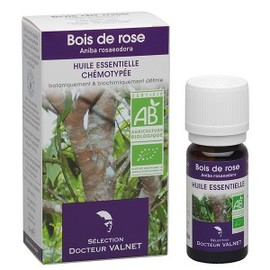 He bois de rose bio - 10 ml - divers - dr. valnet -135075