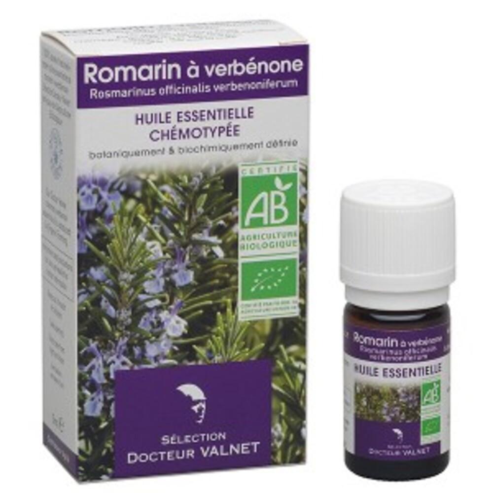 He romarin ct verbénone bio - 5 ml Dr. valnet-143310