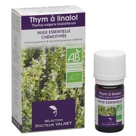 He thym à linalol bio - 5 ml - divers - dr. valnet -143309