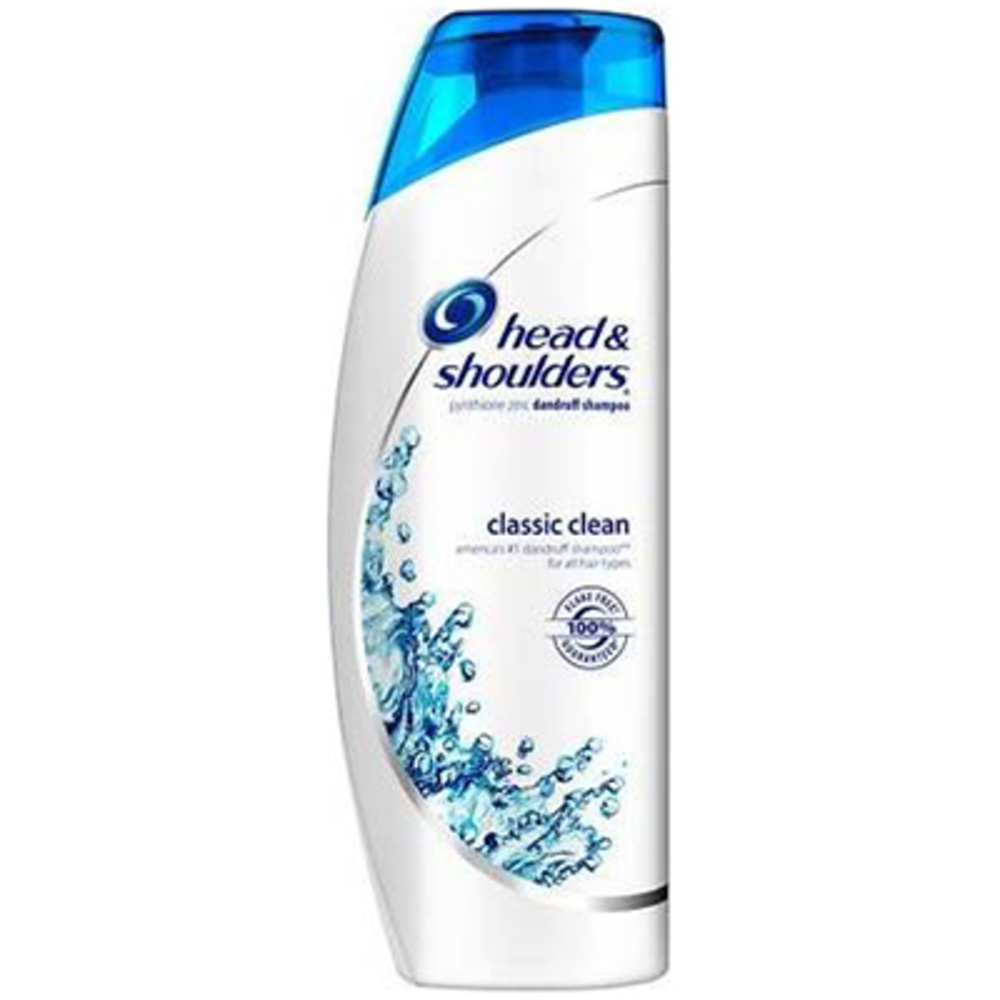 Head & shoulders classic shampooing 90ml - head&shoulders -220277