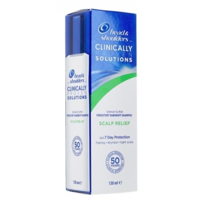 Head & shoulders shampooing pellicules persistantes cuir chevelu sensible 130ml Head&shoulders-220327