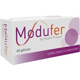 Health prevent modufer - 60 gélules - health prevent -205821